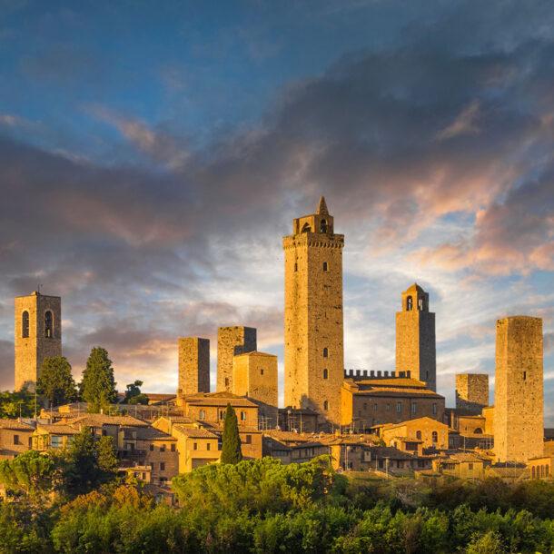 Tour guidato a San Gimignano
